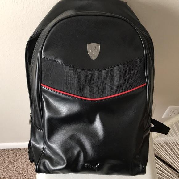 fine craftsmanship big discount of 2019 look for Scuderia Ferrari Puma backpack Limited Addition